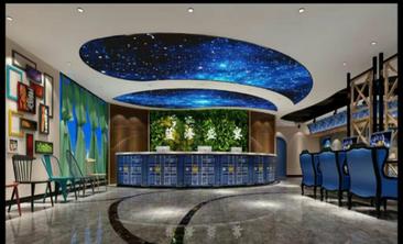 蓝海盛宴海鲜自助餐厅-美团