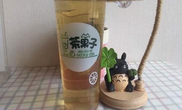 茶果子风味茶饮-美团