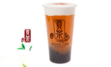 宫廷贡茶-美团