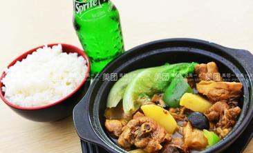 顶佳黄焖鸡米饭-美团