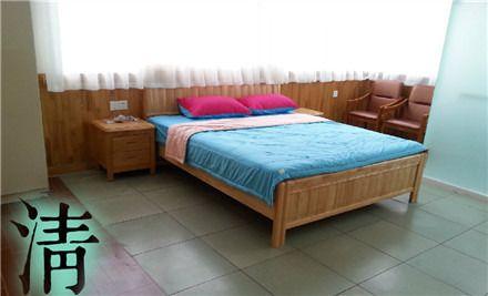 橙光背景素材 卧室