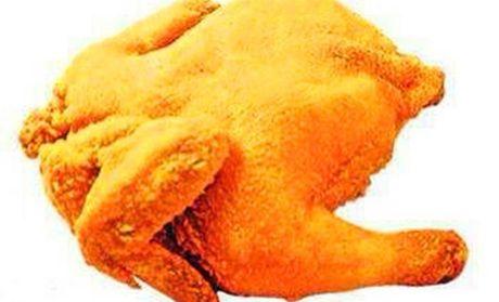 脆皮炸鸡块的做法
