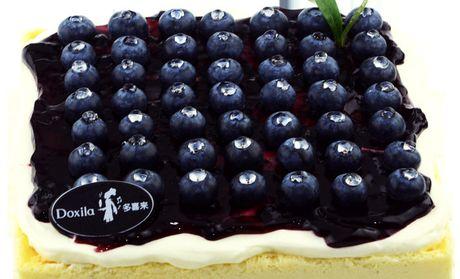 :长沙今日团购:【15店通用】多喜来仅售228元!价值328元的蛋糕1选1,约8英寸,方形