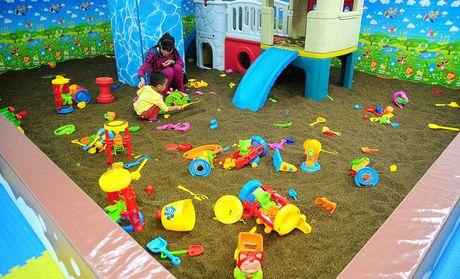 【合肥卡奇乐室内儿童乐园团购】卡奇乐室内儿童乐园