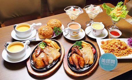 【广州老香港茶餐厅团购】老香港茶餐厅2人餐团购