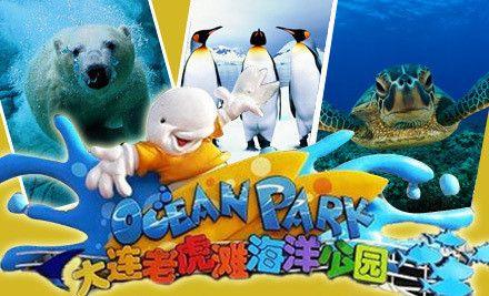 【北京老虎滩年卡团购】大连老虎滩海洋公园年卡团购