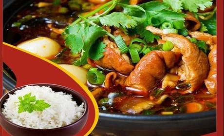 【醉香肥肠粉】郑州肥肠醉香鸡胸粉醉香特色肉卷图片