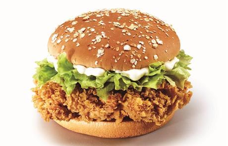 :长沙今日团购:【51店通用】肯德基仅售14.85元!价值16.5元的香辣鸡腿堡1份,全场通用,可叠加使用,提供免费WiFi。