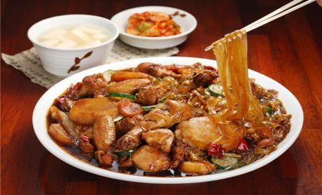 【沈阳韩凤安东鸡美食】韩凤安东鸡3-4人餐团西式的团购俘虏餐全图片
