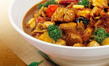 【上海安东鸡团购】安东鸡2人餐_美团网2014台湾北京美食节图片