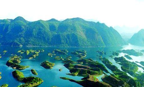 黄石仙岛湖一日游