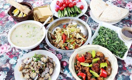庄鲶鱼】团购价格4人餐丸子|菜单|山庄|田园_美图片怎么做团购图片