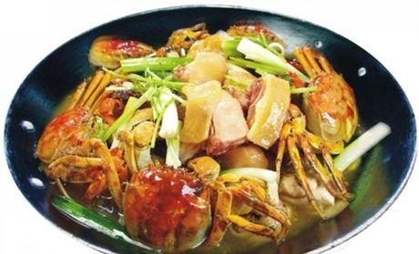 【千岁广西桥鸡煲蟹鲈鱼】千岁桥鸡煲蟹8人餐广州团购苗价格行情图片