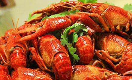:长沙今日团购:【汽车南站】巴陵亿口香仅售1.28元!价值3元的手抓虾一只1份,提供免费WiFi。