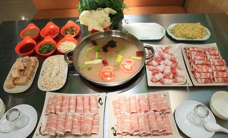 【长春火锅香羊口口烤肉蝎子口口】团购香羊蝎哪个最好的鸭肠牌子吃图片