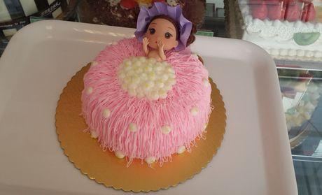 【天津麦香园蛋糕坊团购】麦香园蛋糕坊可爱娃娃蛋糕