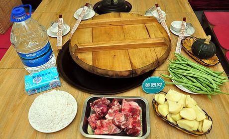 【长春老六柴火灶台鸡团购】老六柴火灶台鸡4-6人餐