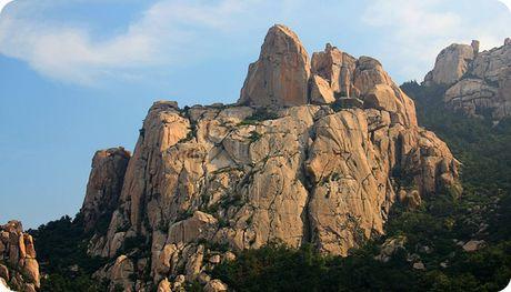 【北京青岛崂山风景区-青岛崂山仰口游览区成人票