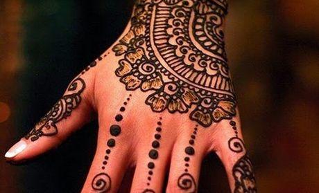 【西双版纳印度海娜手绘团购】印度海娜手绘半臂手绘