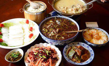 锦年华中餐厅图片