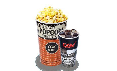 :长沙今日团购:【奥克斯广场】CGV星聚汇影城仅售24元!价值25元的爆米花(中桶)+可乐(中杯)1份,提供免费WiFi。