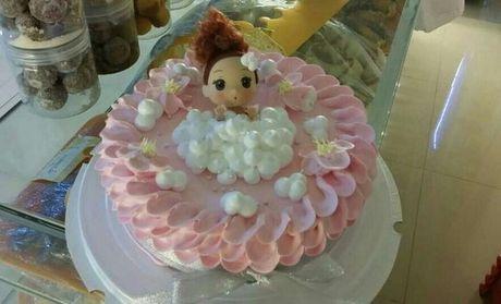 【沈阳好日子蛋糕城团购】好日子蛋糕城可爱娃娃泡泡