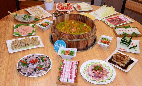 【宜宾正红木桶鱼团购】正红木桶鱼8-10人餐团购