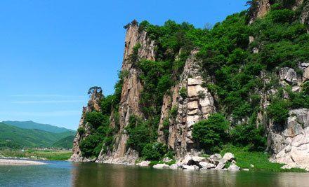 大石湖自然风景区
