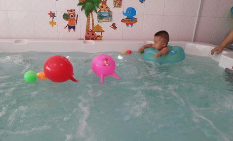东方母婴婴幼儿游泳馆宝宝游泳洗浴套餐,经十西路 美团网济南站图片