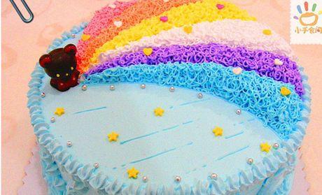 diy创意蛋糕的图案大全