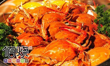 【世茂国际广场】佰烧海鲜烤肉自助 仅售69元!价值79元的单人晚餐自助,提供免费WiFi。