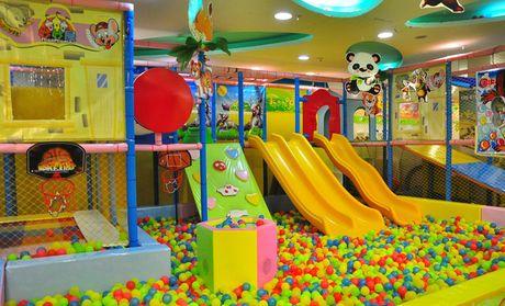 多多岛室内儿童乐园