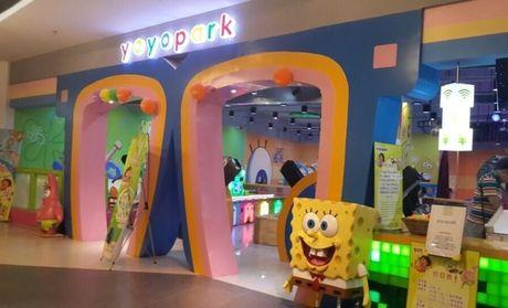 【沈阳yoyopark儿童游乐园团购】yoyopark儿童游乐园