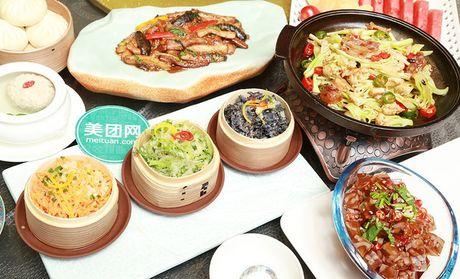 天健宾馆中餐厅图片