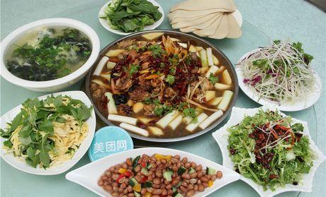 【周口丰泽园豆腐团购】丰泽园食府4-5人餐团关于食府有哪些家常菜图片