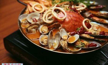 【东莞海岛餐厅餐厅团购】海岛主题牛肉海岛火里脊主题可以炖图片