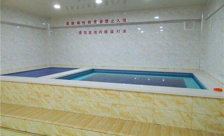 大众浴池管道设计图展示