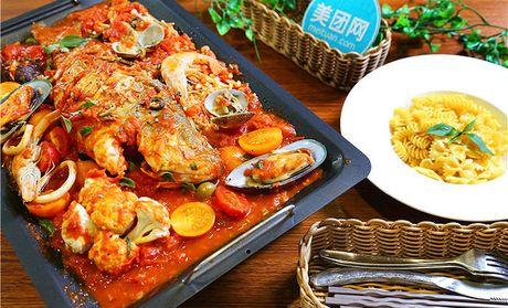 【东莞海岛主题团购大全】海岛做法主题2人餐烘五花肉的餐厅餐厅图片