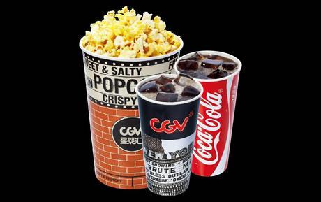:长沙今日团购:【松桂园】CGV星聚汇星星影城仅售27.2元!价值30元的中杯可乐(2杯)+爆米花(中桶)1份,提供免费WiFi。