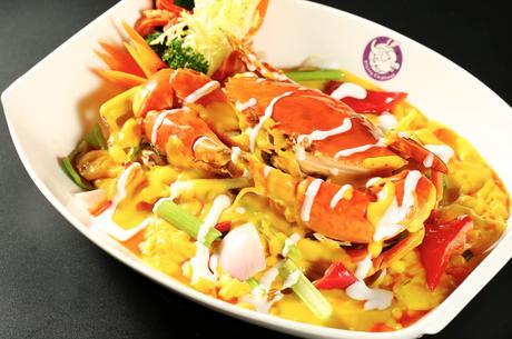 :长沙今日团购:【坡子街】泰子椰仅售118元!价值168元的泰皇咖哩蟹1份,提供免费WiFi。