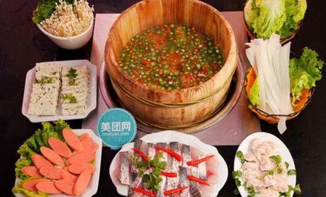 【汉中雅府正红木桶鱼团购】雅府正红木桶鱼2-3人餐
