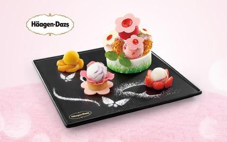 :长沙今日团购:【4店通用】哈根达斯仅售86元!价值86元的花绽放冰淇淋菜式1份。