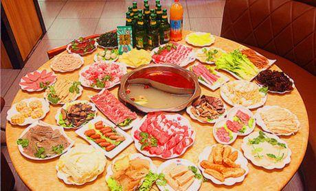 宰牛场火锅中餐厅图片