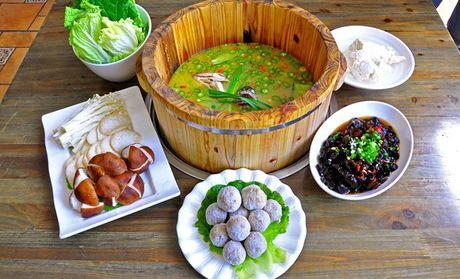 【贵阳雅安张记木桶鱼团购】雅安张记木桶鱼5-6人餐