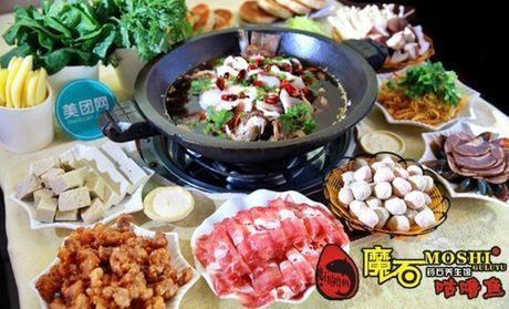 沧州魔石咕噜鱼_【魔石咕噜鱼】魔石咕噜鱼麻辣干锅虾4人套餐