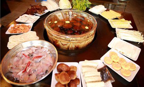 【北京雅府正红木桶鱼团购】雅府正红木桶鱼6人餐
