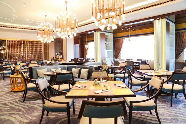 西藏饭店·亚克海鲜自助餐厅