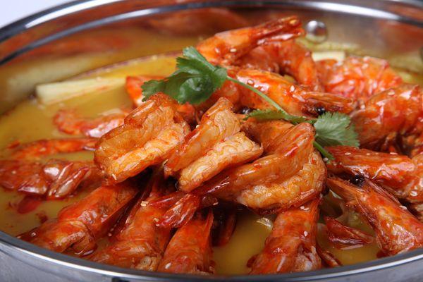 虾吃虾涮(大悦城店)怎么样
