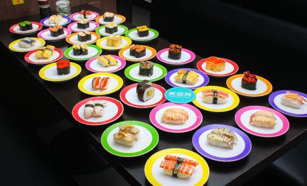 井上回转寿司自助餐(北京路二店)感觉怎么样?