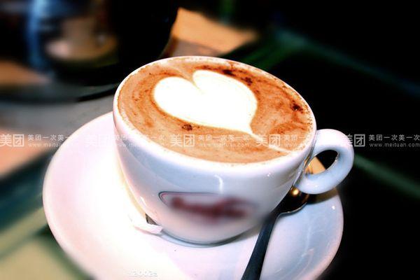 静·咖啡屋味道很有爱